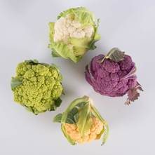 Mixed Cauliflower