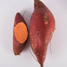 Burgundy Sweet Potatoes