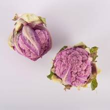 Mulberry Cauliflower