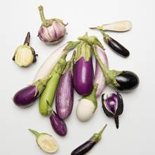 Mixed Eggplant