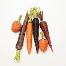 Mixed Carrots