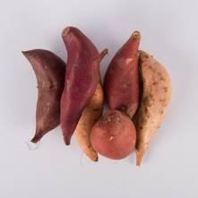 Mixed Sweet Potatoes
