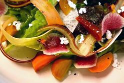 Chef Anthony Gray's Delectable Root Vegetable Salad  Image