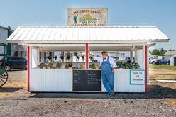 Farmer Jones Farm Seasonal Market: we're going back to our roots! Image