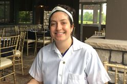 Kathryn Neidus of Rustic Grill Image