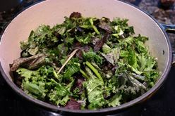 Ultimate Southern Cooked Greens Recipe Image