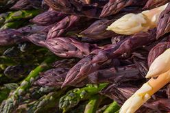 Asparagus Reigns Supreme The Favorite of Farmer Lee Jones Gets the Royal Treatment Image