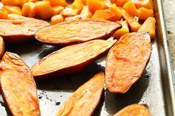 Burgundy Sweet Potato Mash Image
