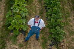 Farmer Lee Jones and his favorite fall crops: top 12 list Image