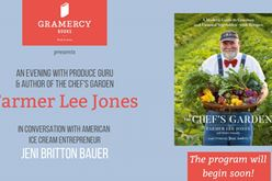 A Virtual Visit with Farmer Lee Jones and Jeni Britton Bauer Image