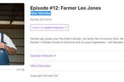 New Worlder Podcast Episode 12 Image