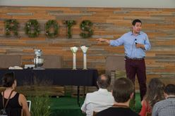 Dr. César Vega at Roots 2016: Inner Workings of the Curious Mind Image