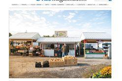 Ohio Magazine: Fall Road Trip on U.S. Route 6 Image