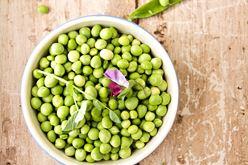 Sweet Nostalgia of Shelled Peas Image