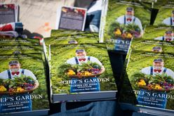 Announcing The Chef's Garden: A Modern Guide to Common and Unusual Vegetables—with Recipes Image