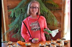 Laura Kurella: Carrots are fitting food for Easter Image