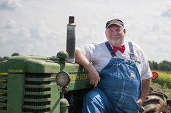 The Gourmet Heart of the Heartland: Farmer Lee Jones Image