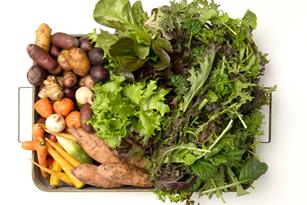 Farm-fresh vegetables: a rainbow of possibilities to enjoy Thumbnail