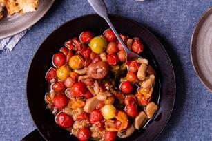 Tomatoes in Garlic Confit Thumbnail