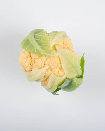 orange-cauliflower-isolated