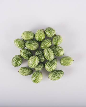 Cucumber-Cucamelons-Isolated