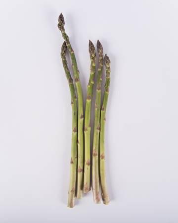 Asparagus-Green-Pencil-Isolated