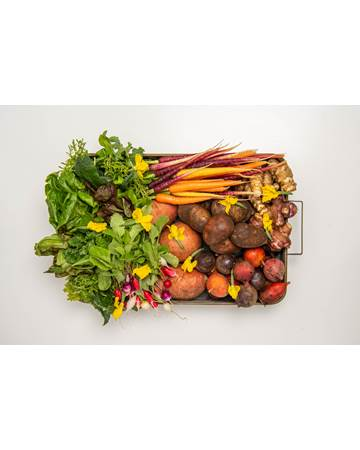 Chef's Garden Vegetables Liberty National