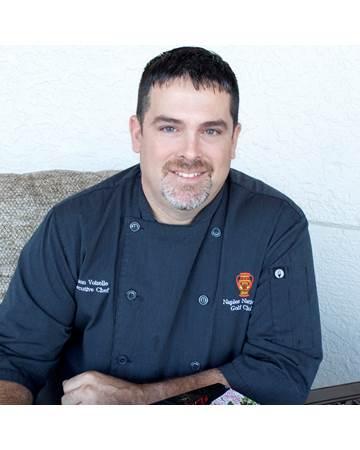 Chef Jason Voiselle