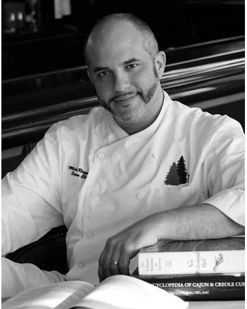 Chef Michael Ruggiero