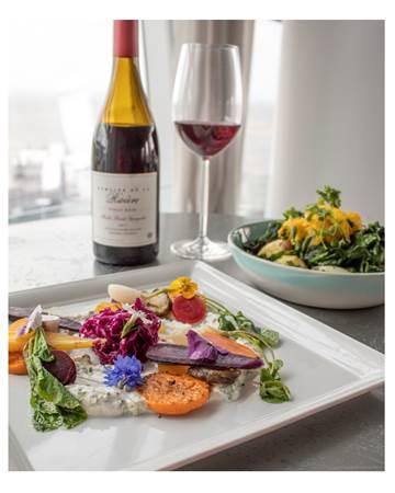 Liberty National Chef Lewis Farm Salad