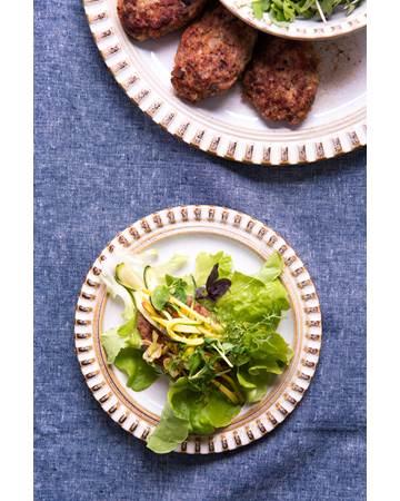 Lamb Lettuce Wraps