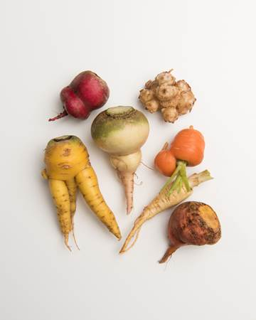Ugly Mixed Vegetables