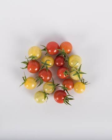 Tomatoes-Currant-Mixed-Isolated